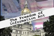 Thumbnail, click to watch video about the The Freedom of Information Commission